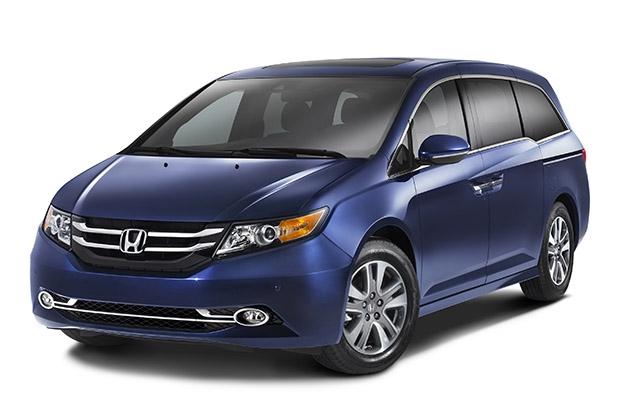 новый Honda Odyssey 2013