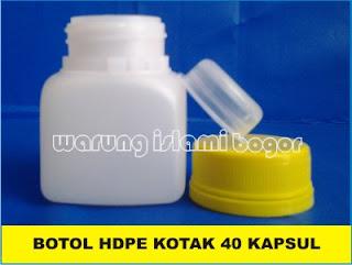 Jual Botol HDPE di Malang
