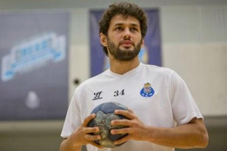 Wesley (BRA) a Europa | Mundo Handball