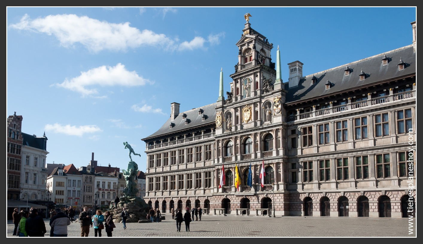 Grote Markt Amberes