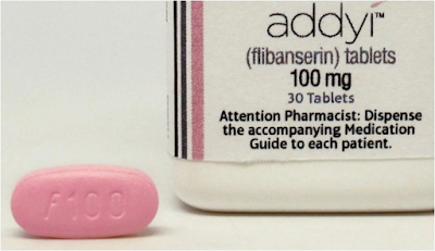 """Men Have the """"Little Blue Pill"""" -- Women Now Have the """"Little Pink Pill"""" to Enhance Sex Drive"""