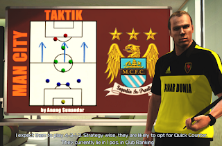 Download Manager Room Manchester City PES 2013
