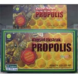 KAPSUL EKSTRAK PROPOLIS