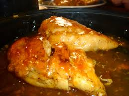 New Age Soul Food: Apricot Glazed Chicken Breast