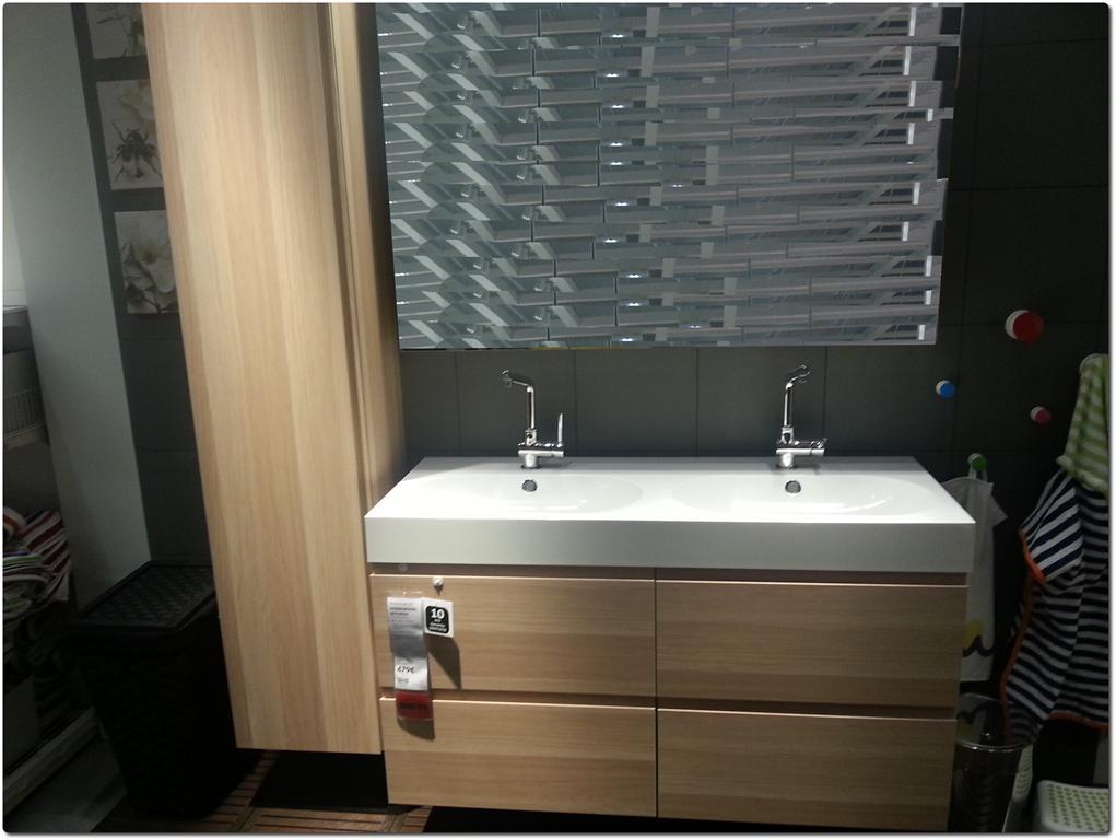 Ikea luminaire salle de bain godmorgon salle de bains - Meubles de salle de bains ikea ...
