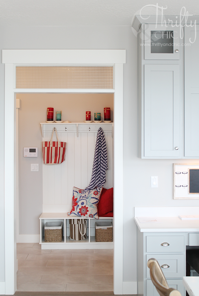 small mudroom organization ideas