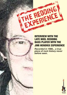 Noel Redding - 'The Redding Experience' DVD Review (MVD)
