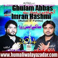 http://ishqehaider.blogspot.com/2013/11/ghulam-abbas-imran-hashmi-nohay-2014.html