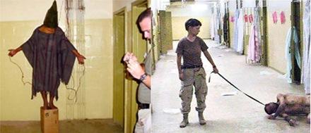 Foto-Foto dari Berbagai Peristiwa Masa Lalu Yang Paling Mengerikan, Mengejutkan, Menyedihkan dan Bikin Syok - Penjara Abu Ghraib