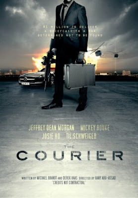 Watch The Courier (2011) Hollywood Movie Online | The Courier (2011) Hollywood Movie Poster