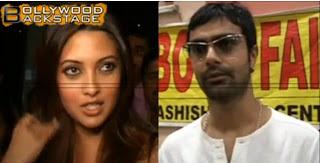 Indian Actor Ashmit Patel and his girlfriend Riya Sen Mms Scandal