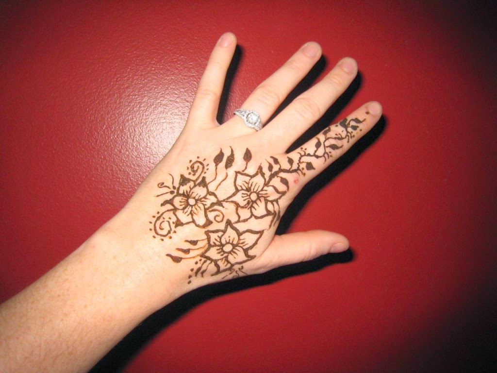 mehndi designs for hand for kids drawing cricle simple arabic images