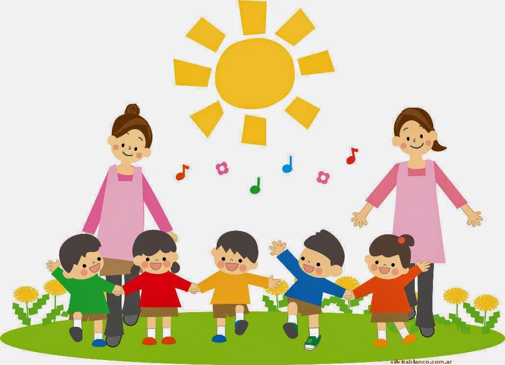 Canciones para nivel inicial for Cancion para saludar al jardin de infantes