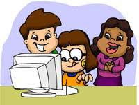 Esperamos que vocês divirtam-se e aprendam bastante com os sites que sugerimos!