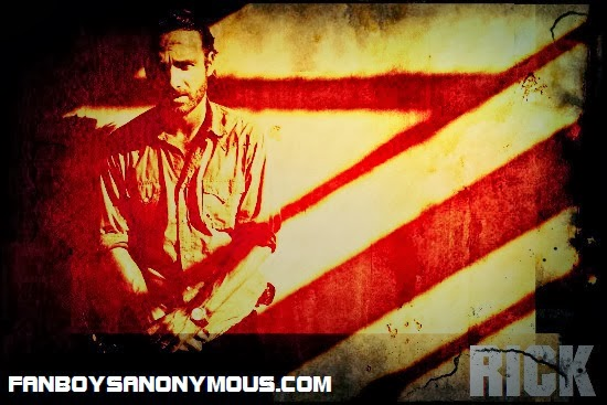 Sheriff Deputy Rick Grimes The Walking Dead