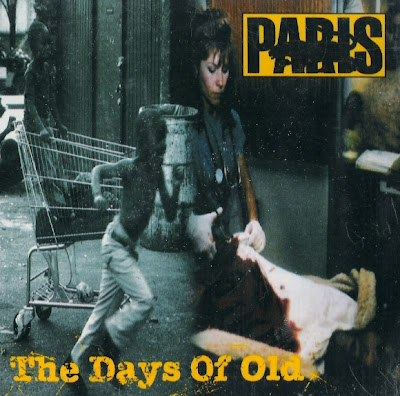 Paris – The Days Of Old (CDS) (1992) (320 kbps)