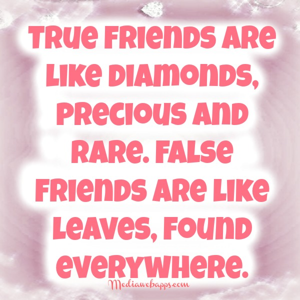 True Friends Quotes N Images : Fake friends quotes about and true quotesgram