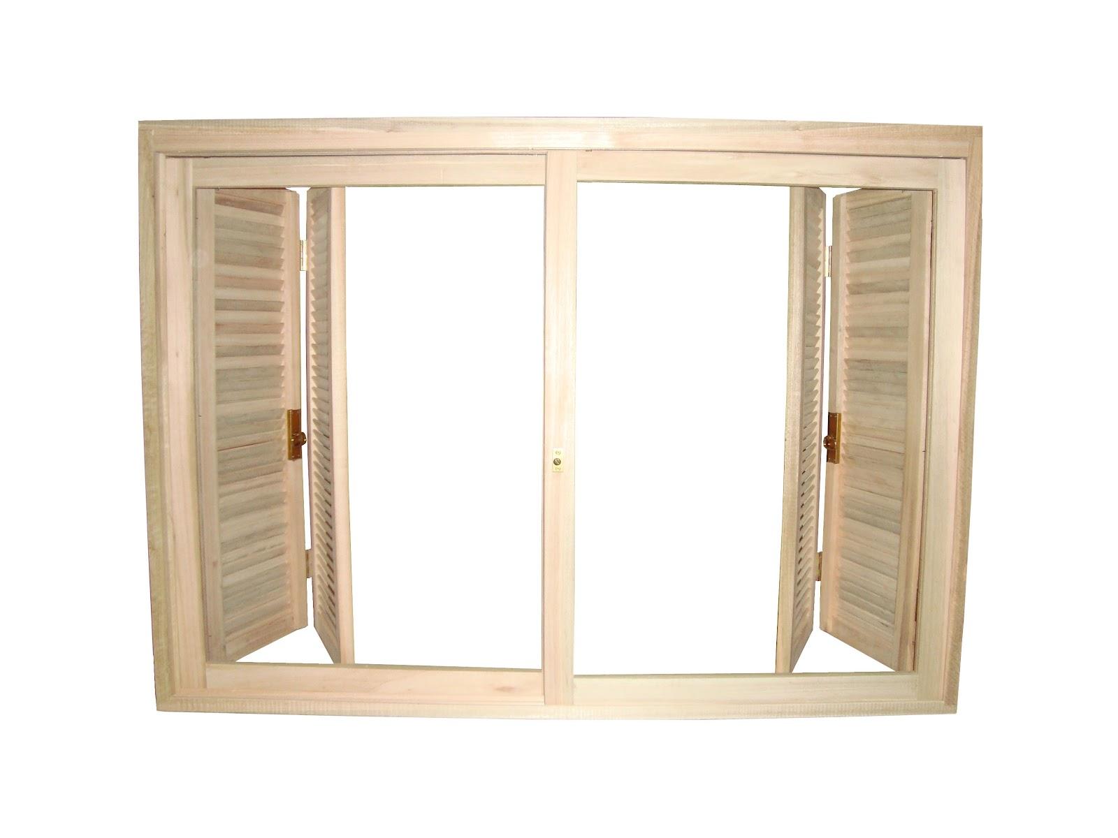 #51240C janela pantográfica marco 14 4 folhas de venezianas e 2 caixilhos de  464 Janelas Duplas De Madeira