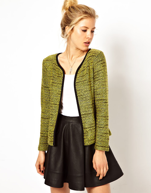 textured boucle