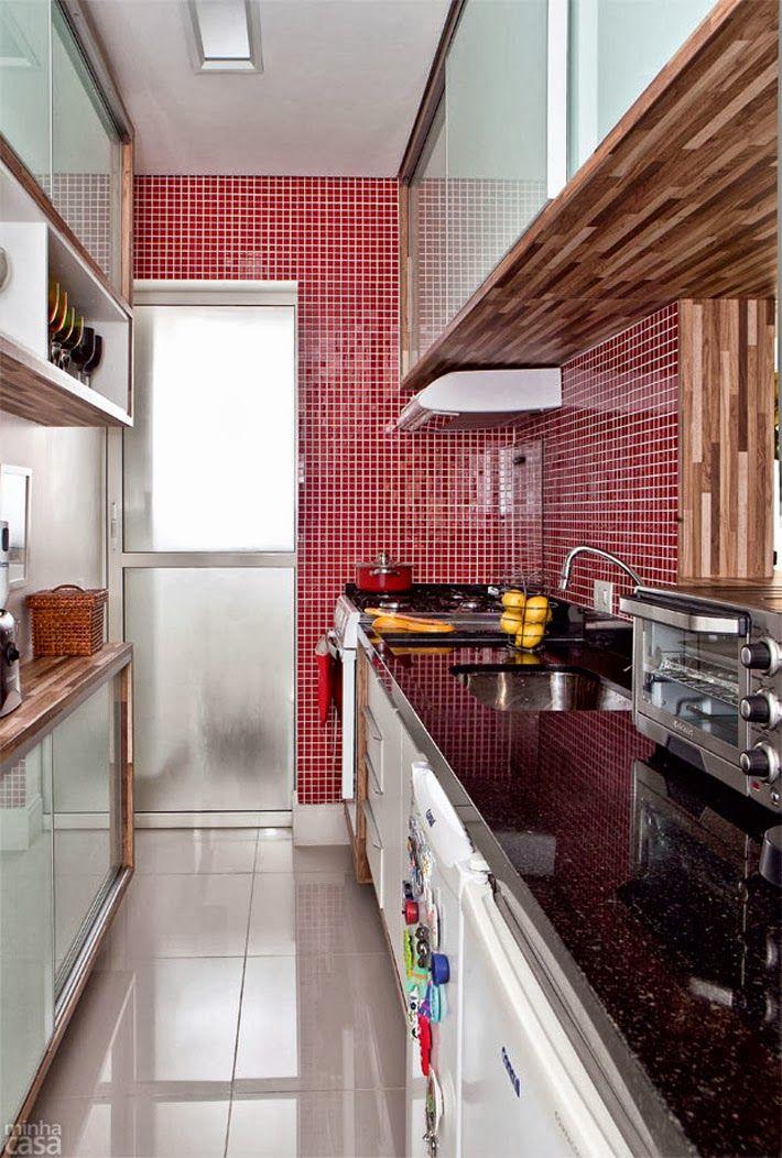 Blog de decora o arquitrecos solu es para cozinhas - Armarios para casas pequenas ...