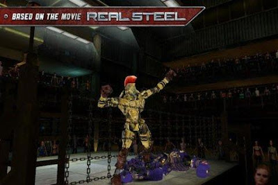 Real Steel HD Game Apk