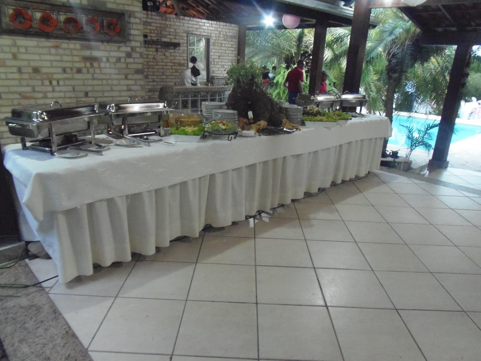 Buffet de Jantar