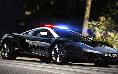 Cops car wallpaper - police cars modification wallpapers