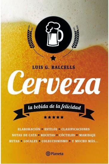 Libro cerveza, bebida de la felicidad