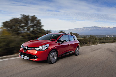 2013 Renault Clio Estate