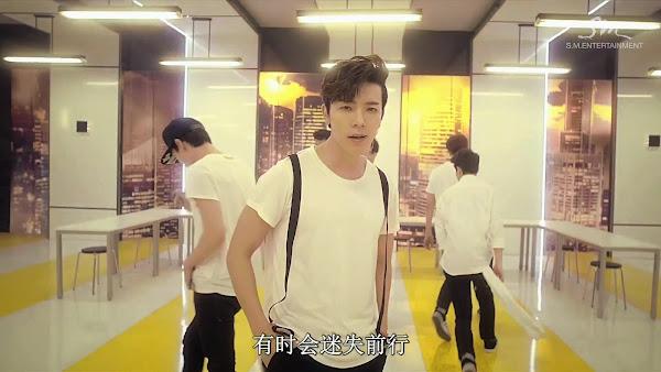 Super Junior-M Donghae Swing