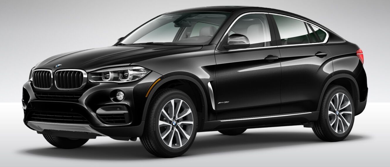 New Bmw X6 Priced From 61 900 In The U S Configurator