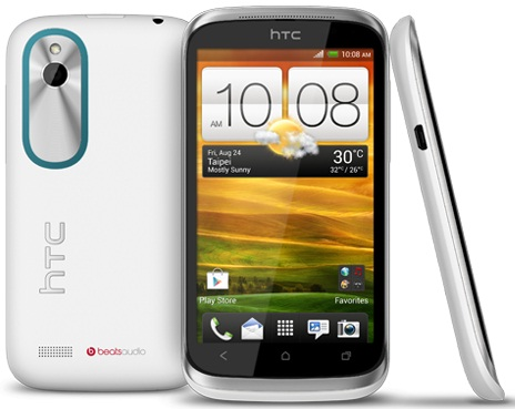 Gambar HTC Desire X Android Dual Core Layar 4 Inch