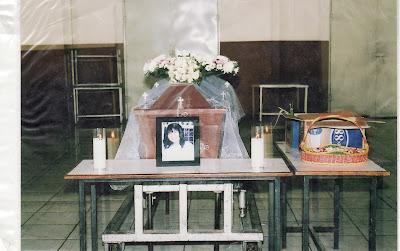 Penampakkan Yesus Kristus di Krematorium Cikadut Bandung