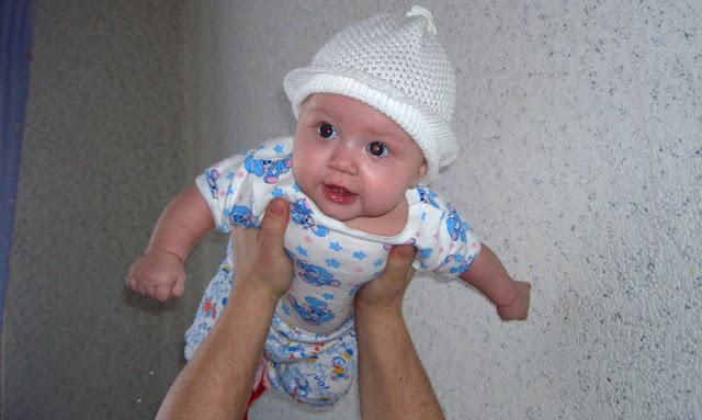 Мой ребенок летает