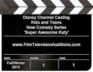 Disney Casting Calls For Super Awesome Katy