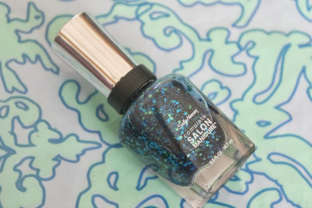 Sally Hansen Mermaid's Tale Complete Salon Manicure Polish