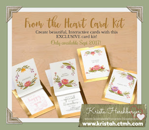 EXCLUSIVE From The Heart Cardmaking Kit