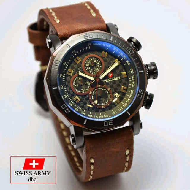 Swiss Army 3108 Kw Super coklat
