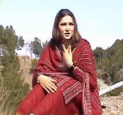 Pashto Cd Drama Singer Saima Naz New Hottest Pictures