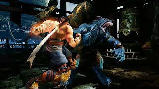 Killer Instinct Xbox One Gameplay