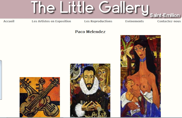 WEB THE LITTLE GALLERY- FRANCIA.