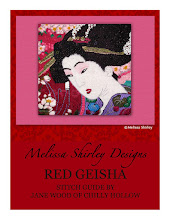 Red Geisha (Melissa Shirley Designs)
