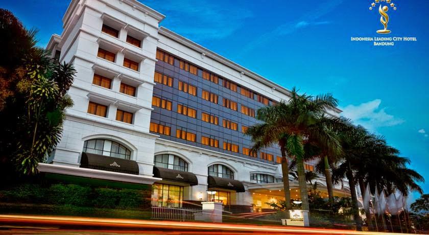 hotel review  papandayan bandung tigerlilys book