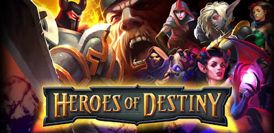 APK FILES™ Heroes of Destiny APK v1.0.3 Mod ~ Full Cracked