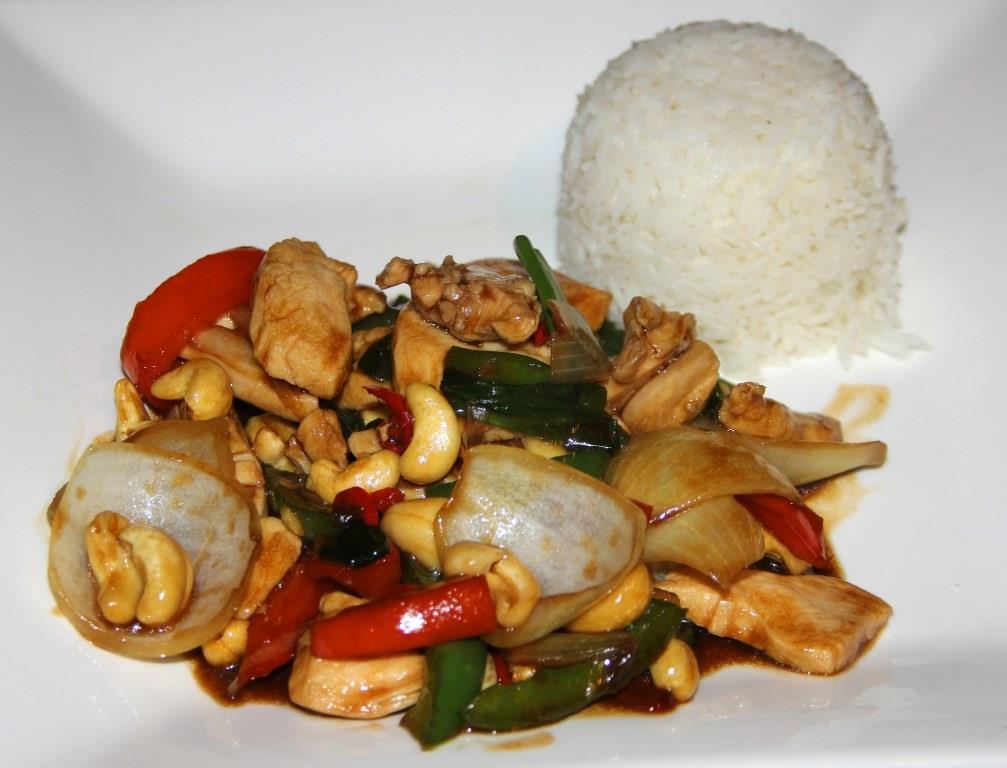 Chicken Cashew Nut