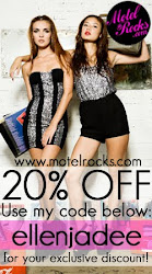 Motel Rocks discount code