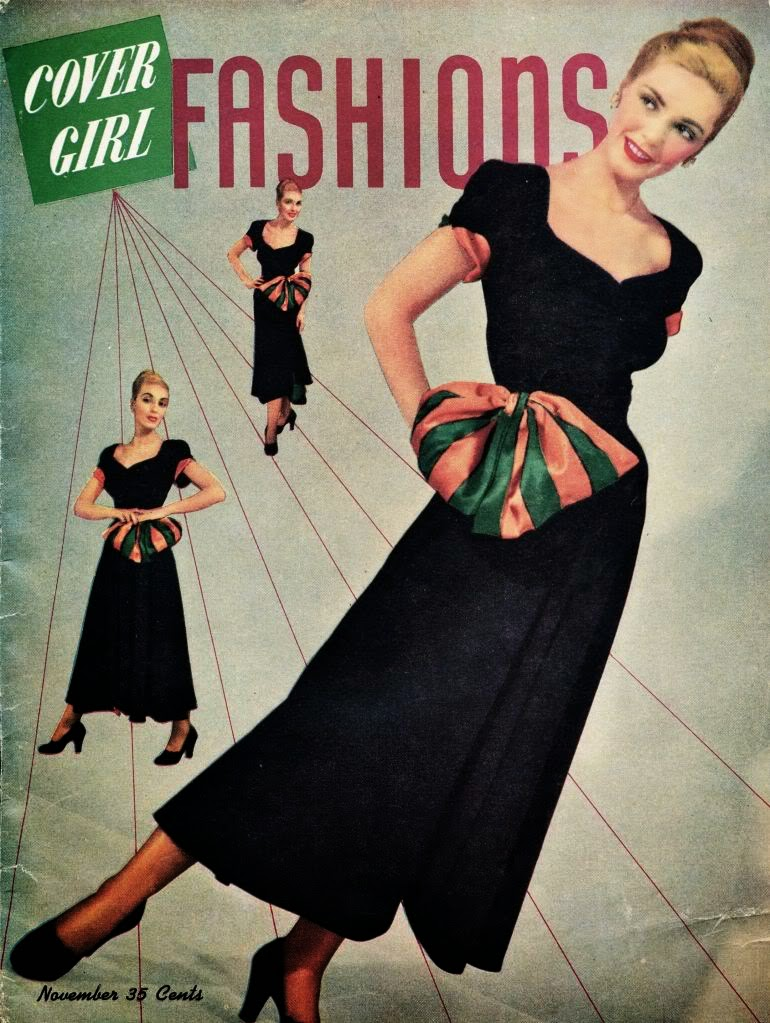 Fashion flashbacks: happy mother's day 1947
