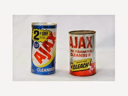 Ajax Cleanser (Colgate-Palmolive. Inc.)