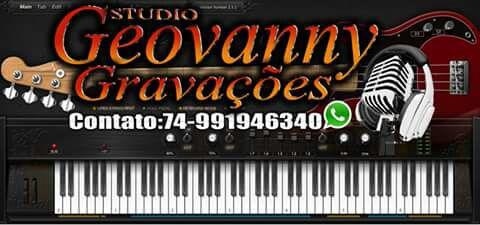 Geovanny Gravações