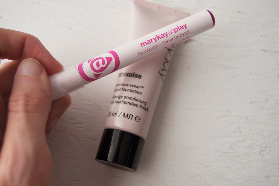 Mary Kay Elle et ses rêves tapaojeras labial